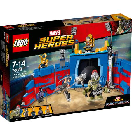 76088 Thor vastaan Hulk: taistelu areenalla