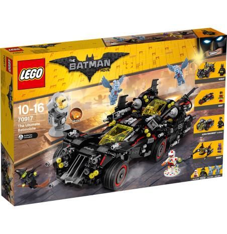 70917 Ylivoimainen Batmobile
