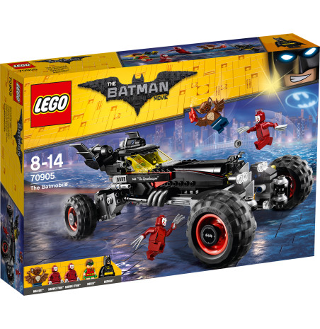 70905 Lepakkoauto
