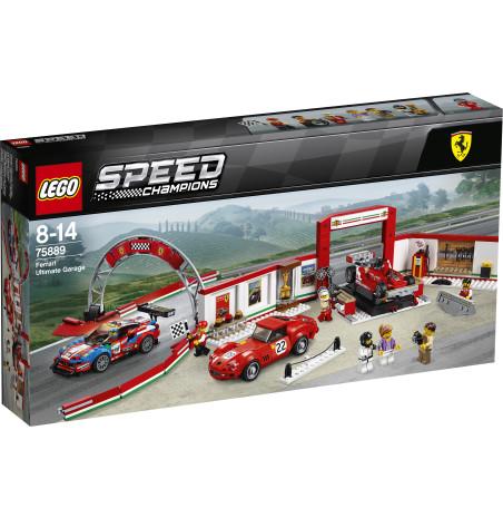 75889 Ferrarin huikea autotalli