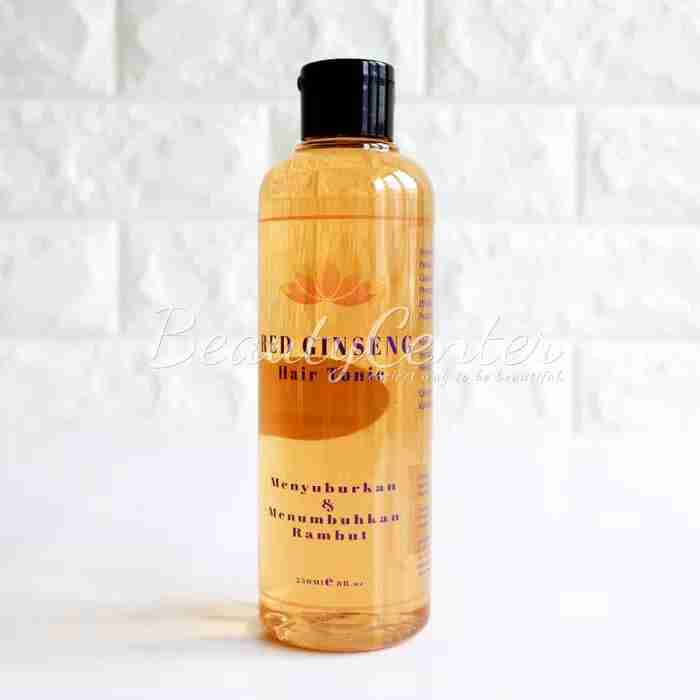 [BPOM] Red Ginseng Hair Tonic BPOM Original / 275ml