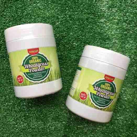 Organic Wheatgrass Powder 100gr