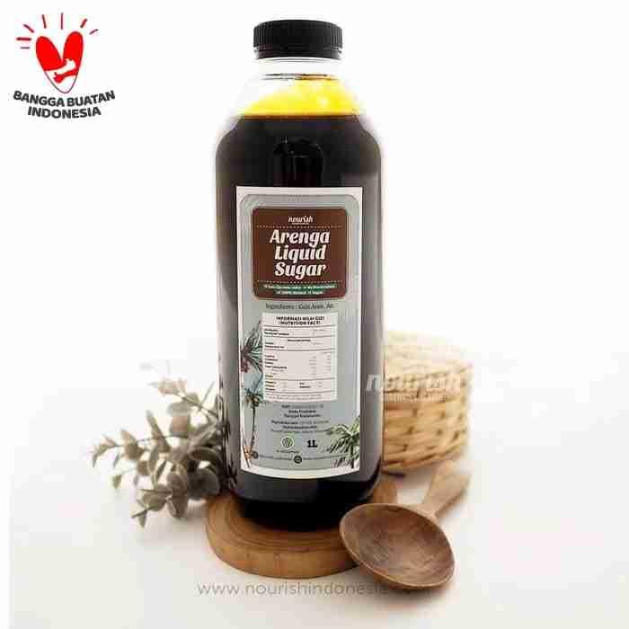 Nourish Indonesia, Gula Aren Cair 1 L