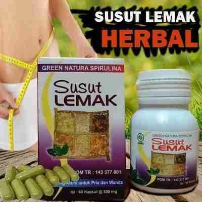 Herbal Pelangsing SUSUT LEMAK   Langsing   Susut Perut