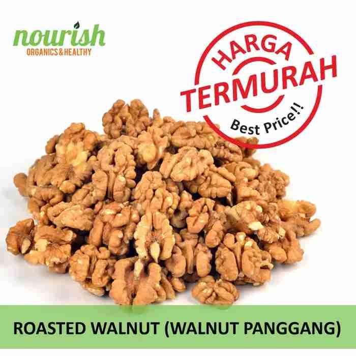 Roasted Walnut (Walnut Panggang) 250 gr