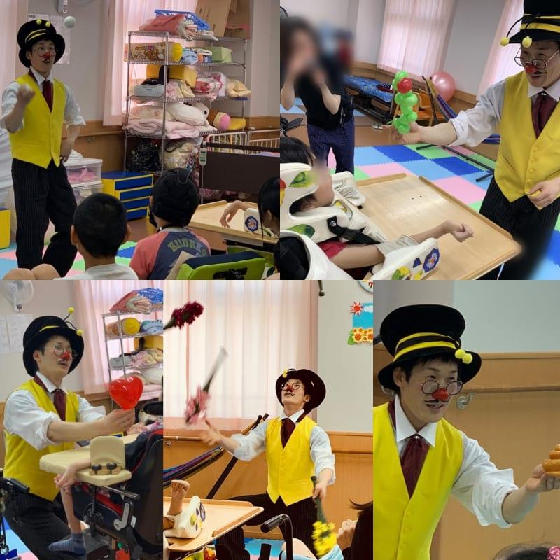 2019.8.7 茨城県 放課後等デイサービスにてパフォーマンスさせて頂きました。