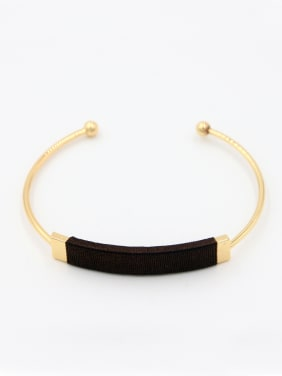 Model No B062815-A Gold Plated  Bangle