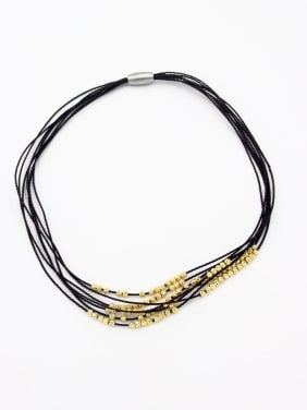 Blacksmith Made Gold Plated  Choker
