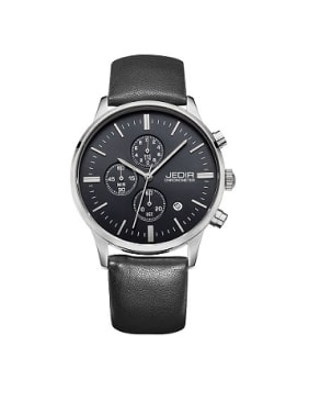 JEDIR Brand Simple Business Watch
