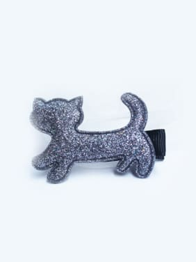 Kitty Shining Hair clip