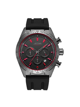 JEDIR Brand Fashion Multi-function Watch