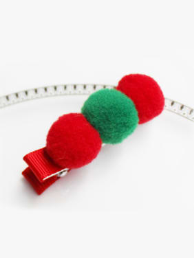 Lovely Ball Hair clip