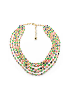 Luxury Multi-layer Lady's Necklace