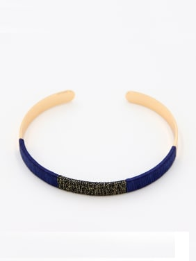 Hook style with Rose Plated  Bangle