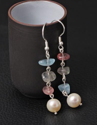 New Design Colorful Women Hook Earrings