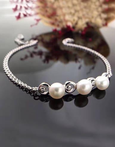 Fashion Freshwater Pearls Bracelet