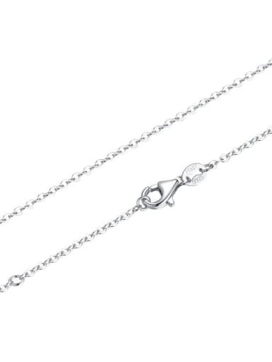 chain 925 Silver Cute Turtle charm