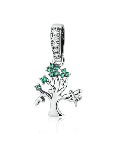 925 Silver Life Tree charm