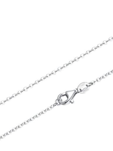 chain 925 Silver Pineapple charm