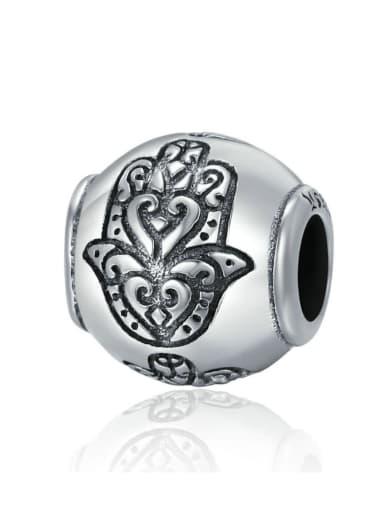 925 Silver Fatima Hand charm