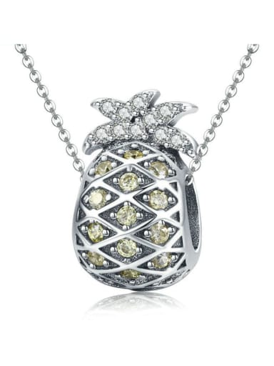 925 Silver Pineapple charm