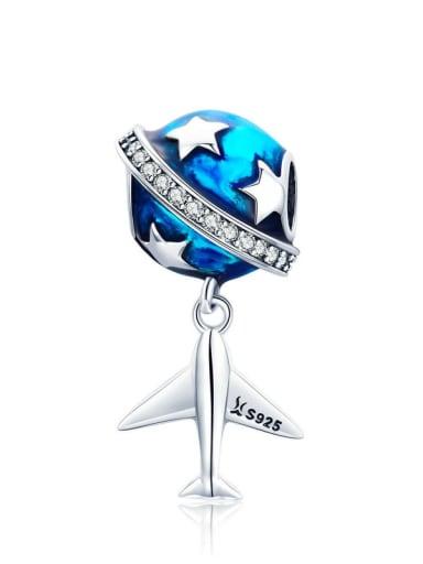 925 Silver Travel charm