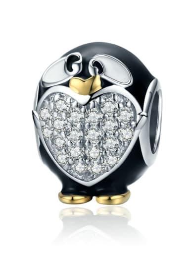 Penguin Penguin 925 silver Marine life charm