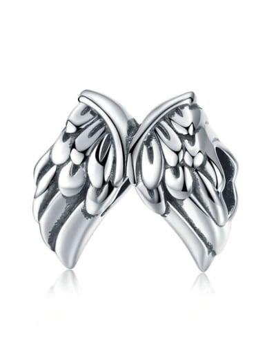 925 Silver Guardian Angel charm