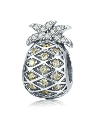 Bead 925 Silver Pineapple charm