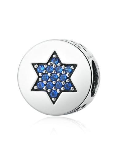 925 Silver Star charm