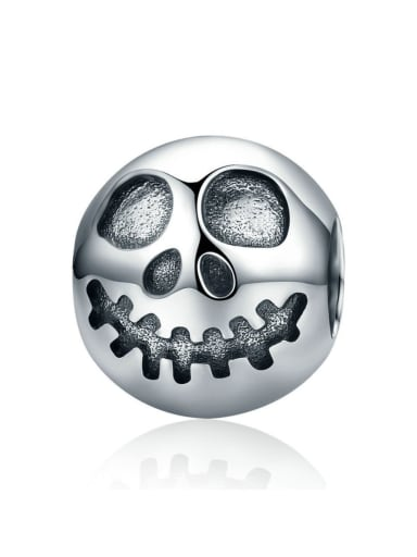 925 Silver Halloween Grimace charm