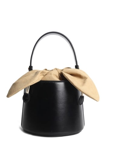 Cute bow Bucket bag/Shoulder Bag