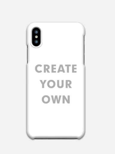 iPhone XS MAX - Custom Slim Case