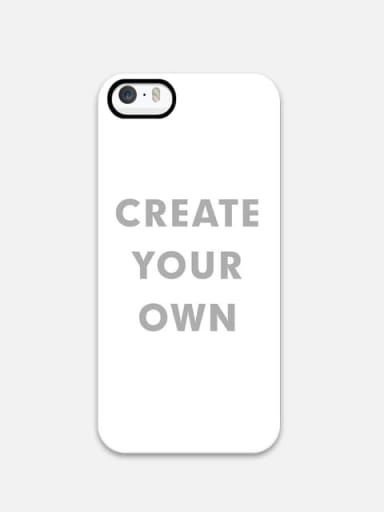 iPhone 5/5s/SE - Custom Slim Case
