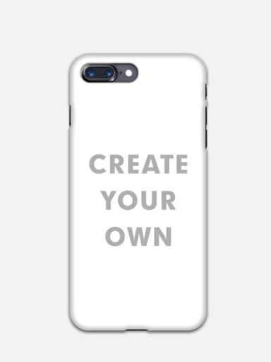 iPhone 8 Plus - Custom Slim Case