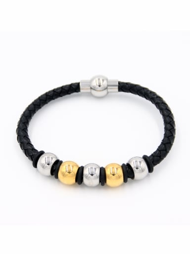 A Stainless steel Stylish   Bracelet Of Charm