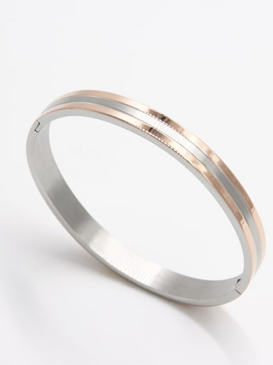 The new  Stainless steel   Bangle with Multicolor  63MMX55MM