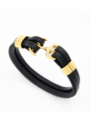 Fashion Stainless steel Hook Bracelet