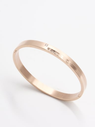 Fashion Stainless steel  Bangle  59mmx50mm