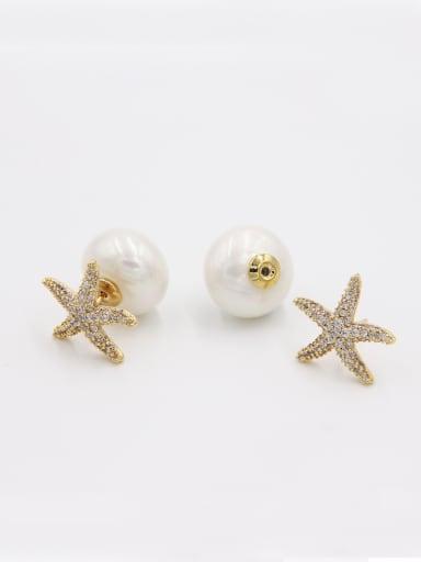 Fashion  Star Studs stud Earring