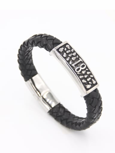 A Stainless steel Stylish   Bracelet Of