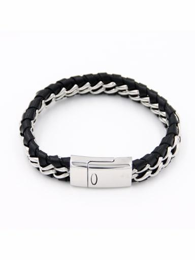 Blacksmith Made Stainless steel   Bracelet