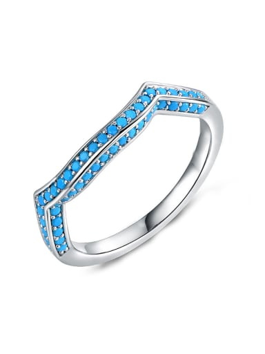 Women Turquoise Ring