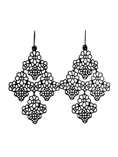 Alloy Fashion Bohemia Style Personality hook earring