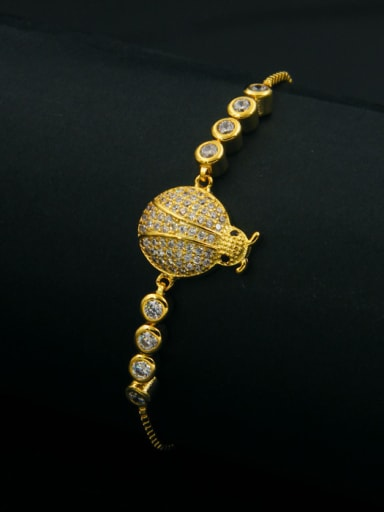 Beetle Exquisite Stretch Bracelet