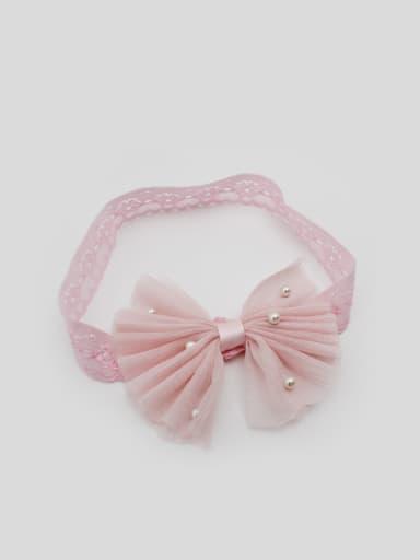 Yarn bady headband