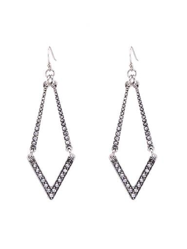 Diamond Shaped Women Ear Hook
