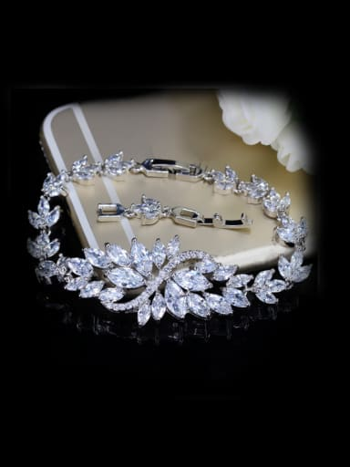 Luxury Temperament Zircon Bracelet