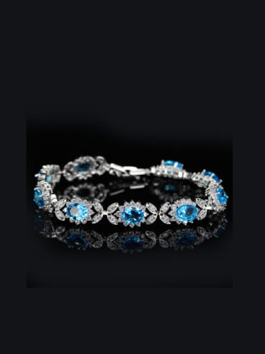 Luxury Zircon Evening Party Bracelet