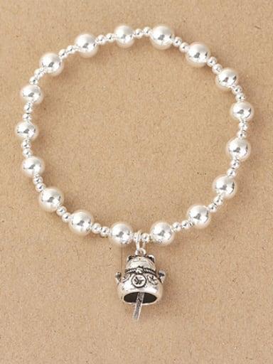 Lucky Cat Beads Bracelet